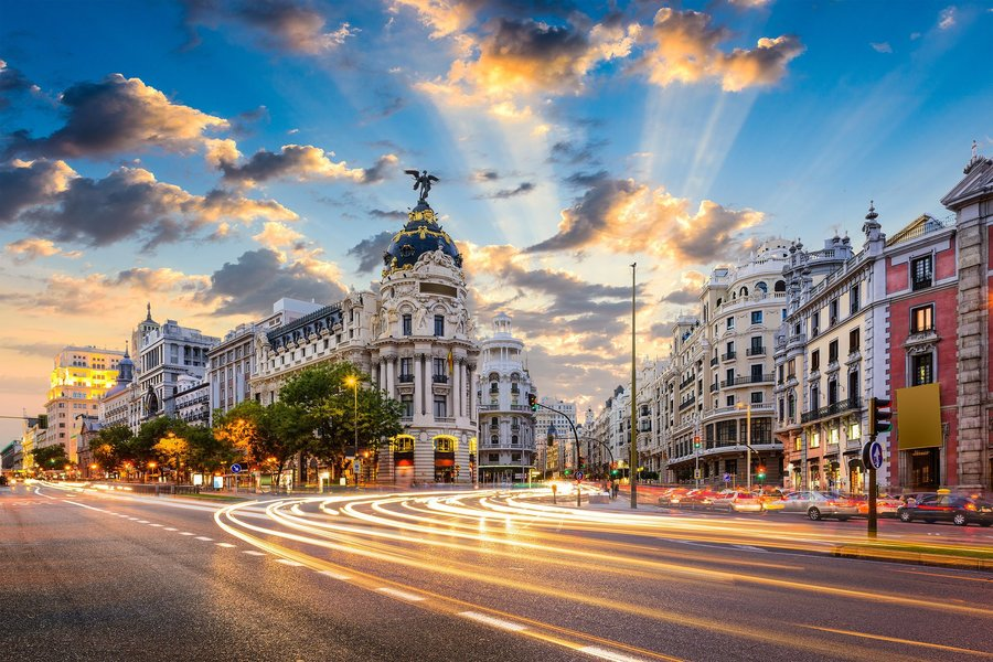 Madrid i Barselona